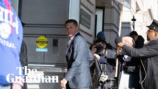 Trump's ex-national security adviser Flynn to be sentenced - watch live