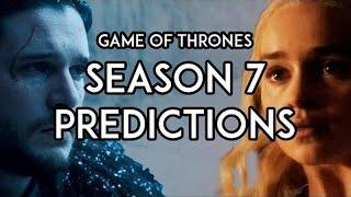 Игра Престолов - 7 сезон: Предположения