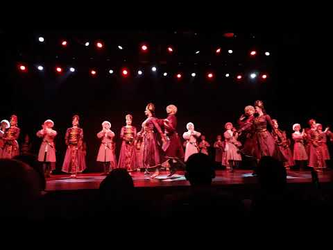 Nalmes - Anadolu Çerkesleri'nin Dansı (Нальмэс - Танец Черкесов Анатолии)