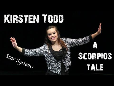 Kirsten Todd - A Scorpio's Tale - Senior Tap Solo Age 16