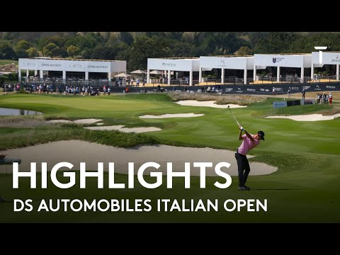 Extended Highlights | 2021 DS Automobiles Italian Open | Marco Simone Golf & Country Club