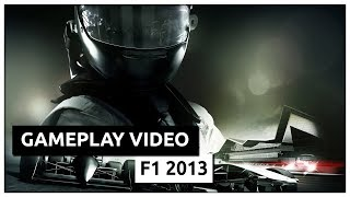 F1 2013 (2013) Gameplay GeForce GTX650 - Intel Core 2 Quad Q9300 - 4GB RAM