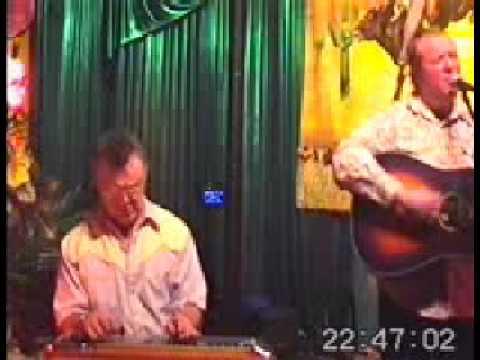 Burning a Hole In My Mind - Gareth Rowan, BJ Cole and Deke Martin