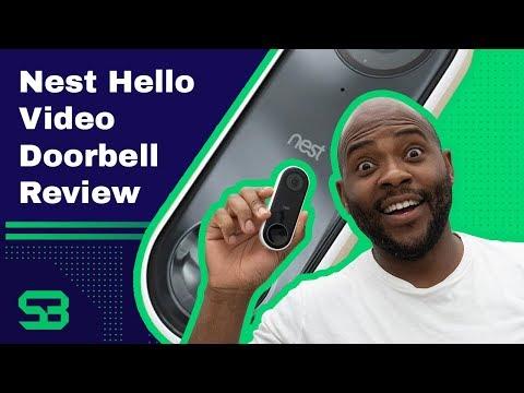 Nest Hello Video Doorbell Review
