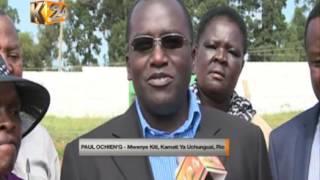 Kamati ya uchunguzi wa sakata ya Rio yakita kambi Eldoret