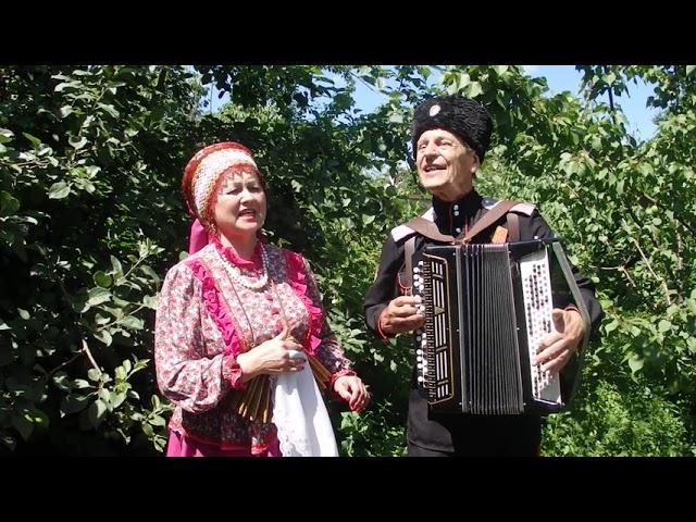 Вокальный дуэт «Услада» (Евгений и Татьяна Ветровы из Абакана)