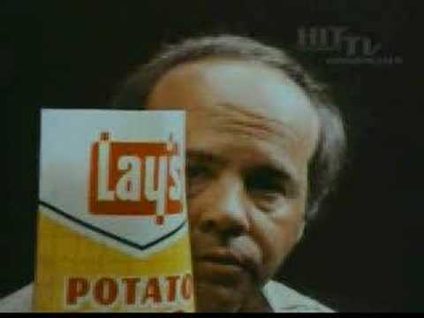 Lays Potato Chips Tim Conway
