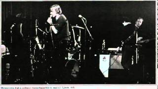 The Fall - The Man Whose Head Expanded (live)