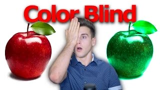 Tricking My Eyes To Be Colorblind (Easy To Do)