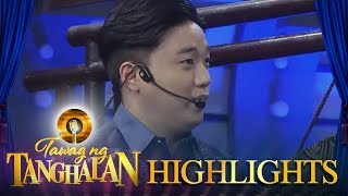 Tawag Ng Tanghalan: Ryan Bang Is Influenced By Robin Padilla's Chivalry