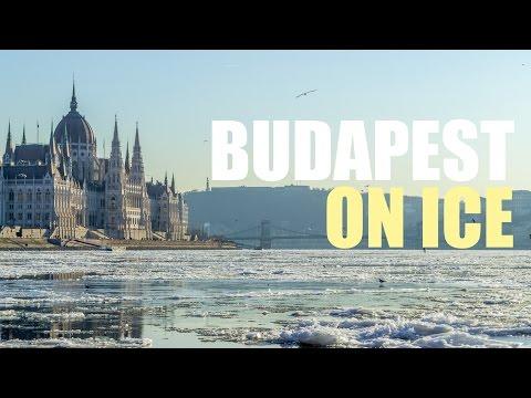 Budapest 2017: Frozen Danube