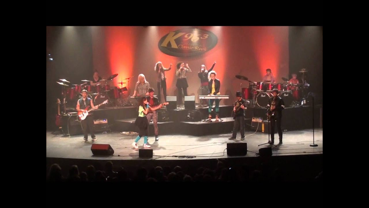 Nena 99 Red Balloons - Wentworth Music 80's Tribute ...