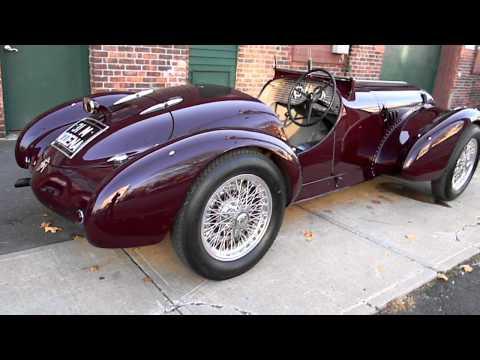 1939 Alfa Romeo 007 6c 2500 Corsa Spider