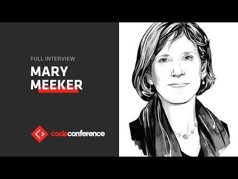 Internet trends report | Mary Meeker, KPCB | Code Conference 2016