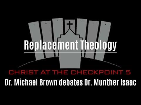 Replacement Theology: Dr. Michael Brown Debates Dr. Munther Isaac