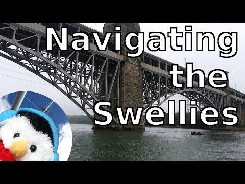 [55] - Navigating The Swellies - Menai Strait - North Wales
