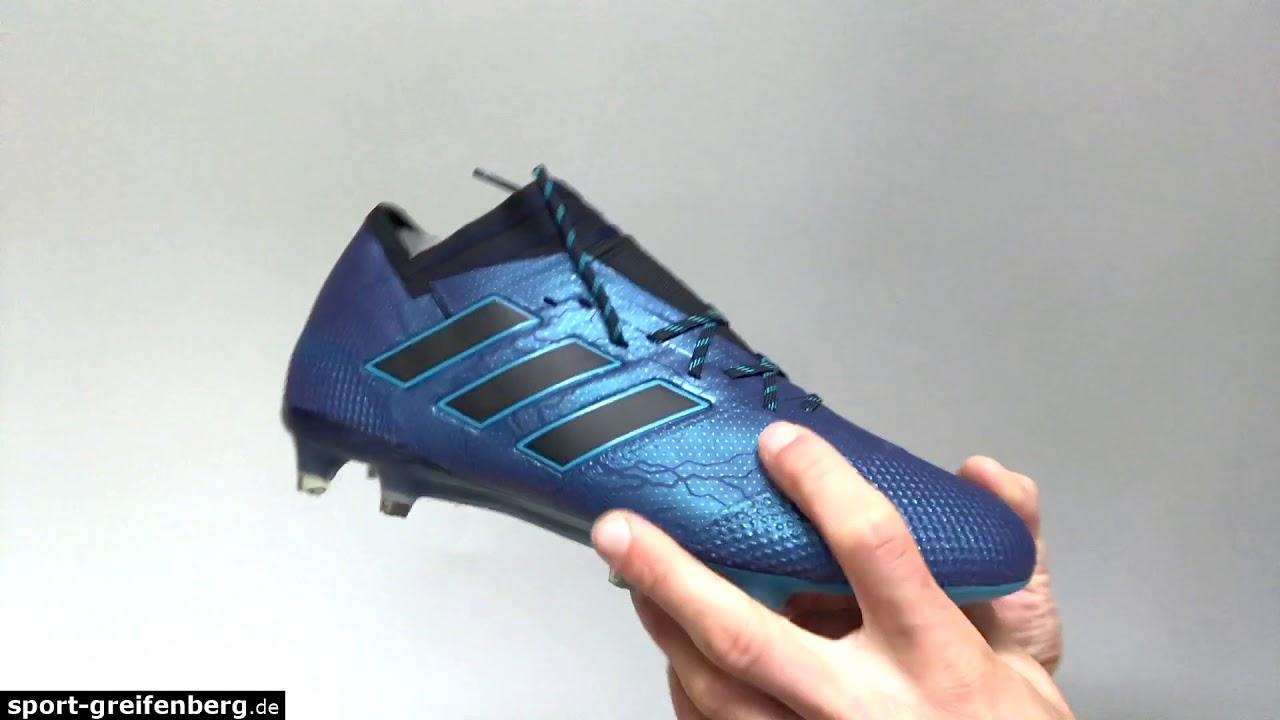 tienda de descuento descuento especial de mejor lugar Adidas Nemeziz 17.1 + Adidas Thunder Storm - YouTube