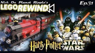 Lego Rewind Ep. 31- Harry Potter/Star Wars