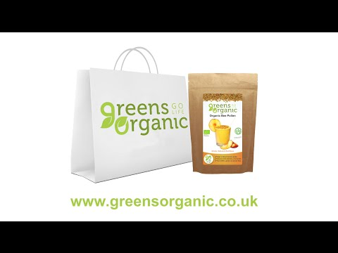 A Quick Guide to Spanish Bee Pollen by Greens Organic