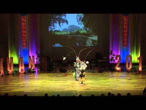 Thanh Bach va Bach Le tai Phan Lan - Xuan Tan Mao 2011 - Part 01