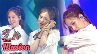 [Comeback Stage] YURI - Illusion, 유리  - 꿈 Show Music core 20181006