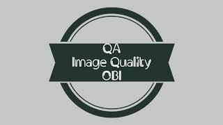 #BiarPadaPINTER QA On Board Imager (OBI) pada Linac Trilogy