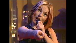 Spice Girls - Wannabe (SAT.1 Harald Schmidt Show) german tv 1996