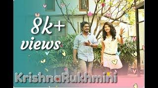 KrishnaRukhmini || Telugu Short Film 2017 || a Film by Krishna Reddy || SanthoshRaj Kshatriya