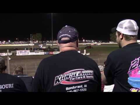 Lee County Speedway Modified B Main 10/29/16