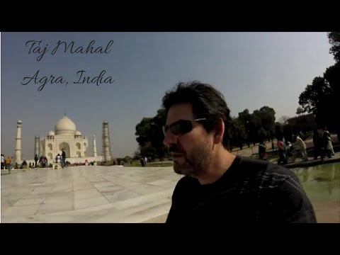 India, Agra  (Ep.51) MoreTaj Mahal (Part 3)