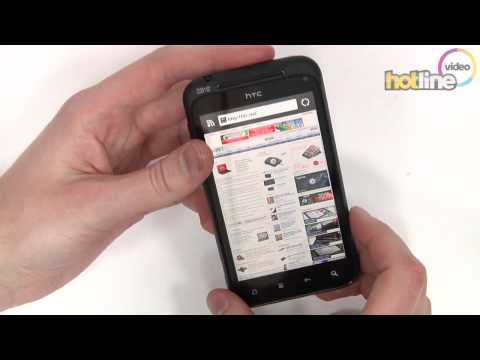 Обзор HTC Incredible S
