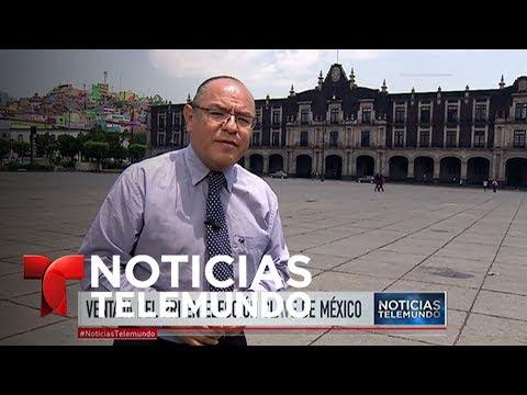 Noticias Telemundo, 5 de junio de 2017   Noticiero   Noticias Telemundo