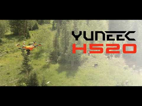 Yuneec - H520 Takes Off at InterDrone