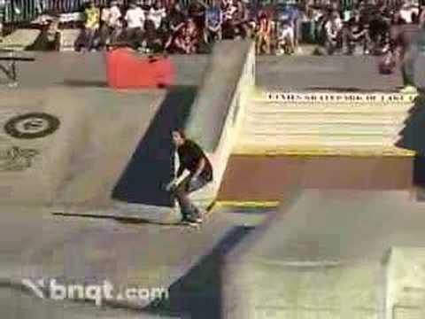 """""""Goofy Vs. Regular 2007 - Skate Contest"""""""