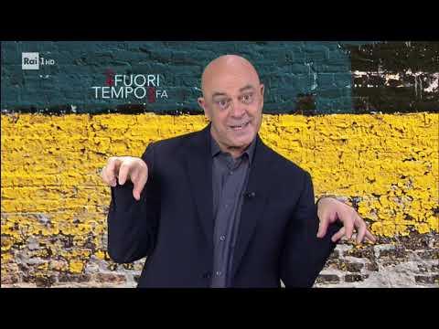 Maurizio Crozza sulle priorità in Italia e l'abusivismo - Che fuori tempo che fa 05/11/2018