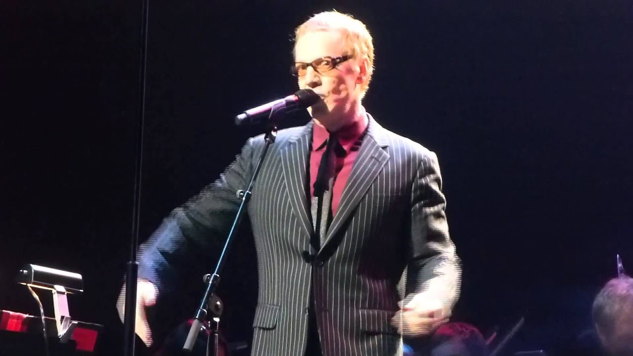 10-31-14 Danny Elfman sings Nightmare Before Christmas - Nokia ...