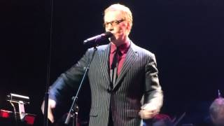 10-31-14 Danny Elfman sings Nightmare Before Christmas - Nokia Theater Live YouTube Videos