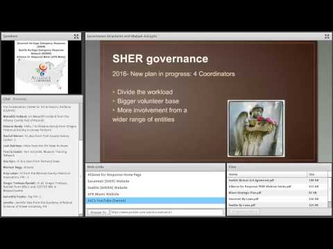 Setting Up Governance Structures and Creating Mutual Aid Agreements