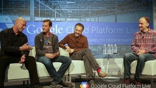 Google Cloud Platform Live: Fireside Chat with Urs Hölzle, Jeff Dean, and Eric Brewer