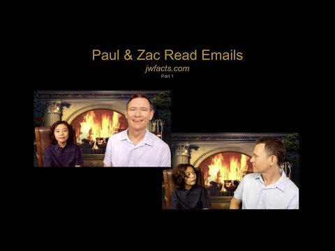 Reading JWfacts emails with Zac and Paul Grundy - part 1