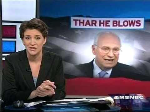 Rachel Maddow & Chris Hayes Talk Cheney - His Iraq War ...