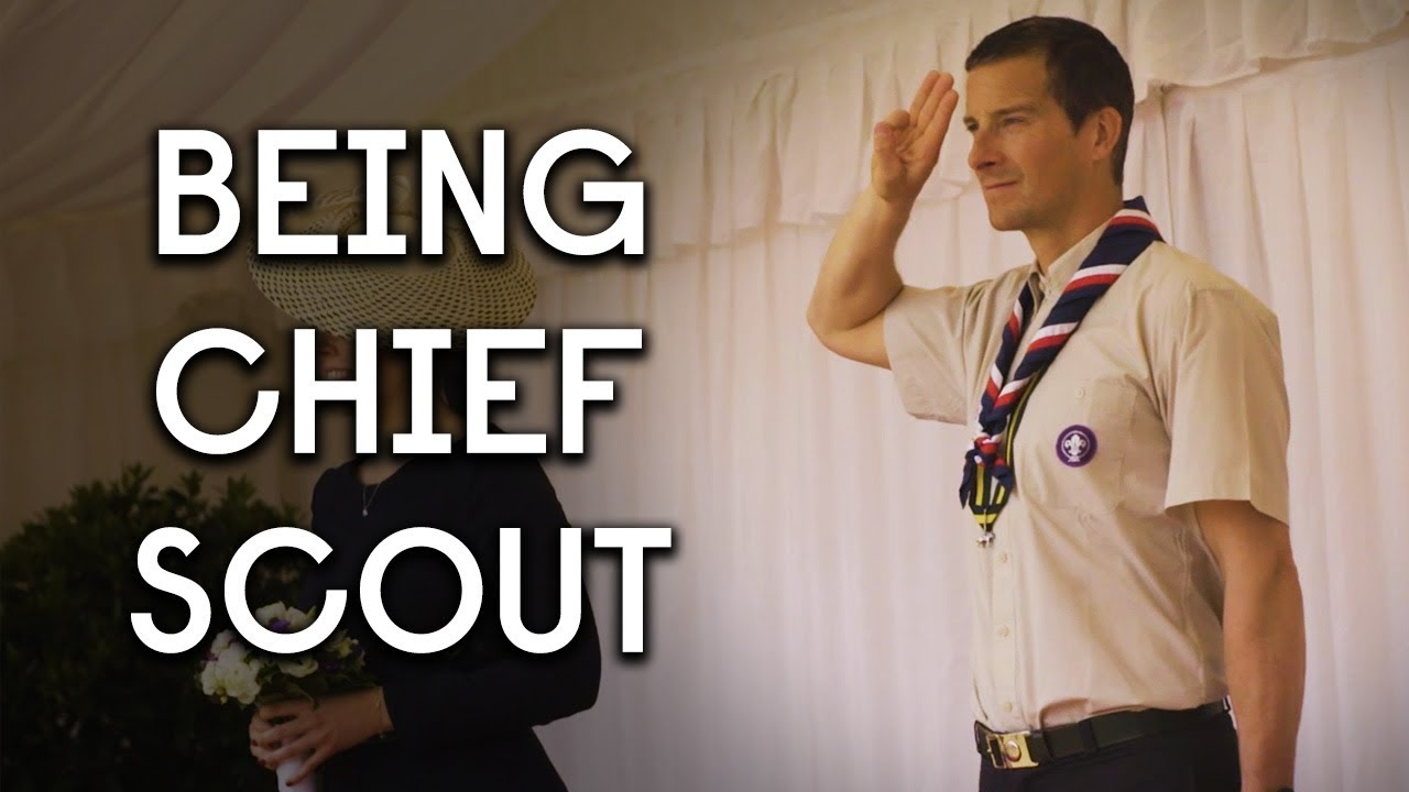 Download Why Scouting Is So Powerful | Bear Grylls & Being The Chief Scout