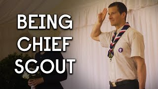 Why Scouting Is So Powerful | Bear Grylls & Being The Chief Scout