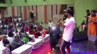 Asla Nippu Nepewala live In Narnaul latest 2016 Video Shaan-e- Haryana Award