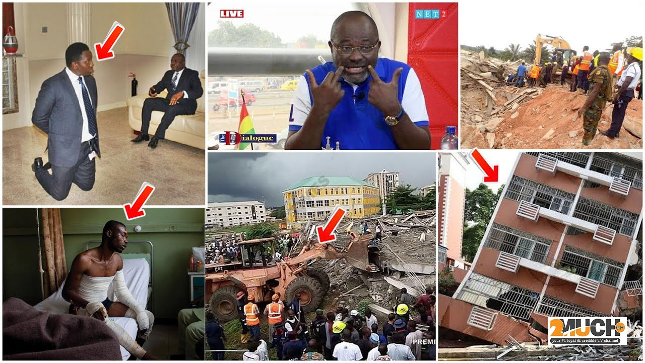 Download Ken Agyapong Reveals Why Prophet Nakoa Isaac's Church Building Co  psed......