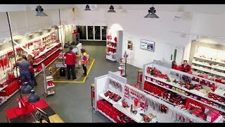 INTRODUCING The Hilti Store Experience