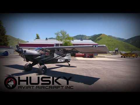 N59WY 200HP Husky A-1C