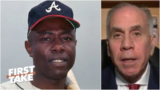 Tim Kurkjian remembers the life of baseball legend Hank Aaron | First Take