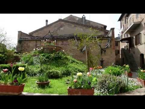 BUONCONVENTO Borgo Bello Della TOSCANA - Beautiful Village Of TUSCANY - Full HD