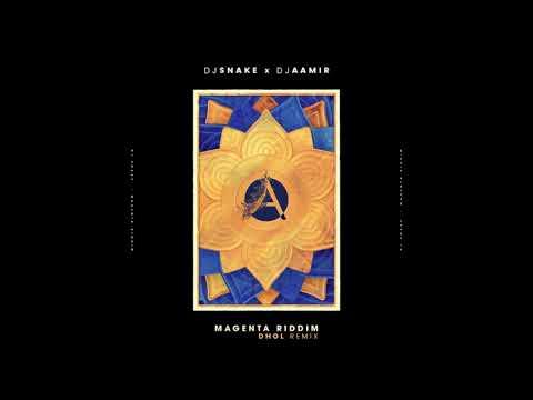 Magenta Riddim Dhol Remix - DJ Aamir   DJ Snake   BFunk   M2RAY